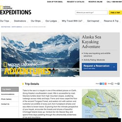 Alaska Sea Kayaking Adventure