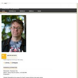 Biographie d'Alastair Reynolds suivie d'une vidéo - Babelio