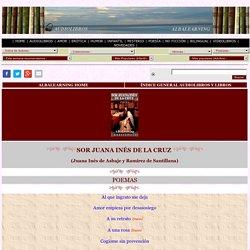 Sor Juana Ines de la Cruz - Poemas - Texto y Audio - AlbaLearning Audiolibros y Libros - Gratis - Free