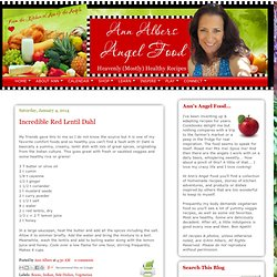 Ann Albers Angel Food - Recipes Made with Love