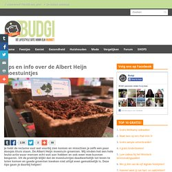 Tips en info over de Albert Heijn moestuintjes