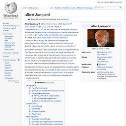 Albert Jacquard - Wikipédia-Mozilla Firefox