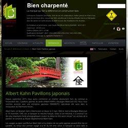 Albert Kahn Pavillons japonais