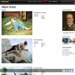 Albert Samuel Anker - Art