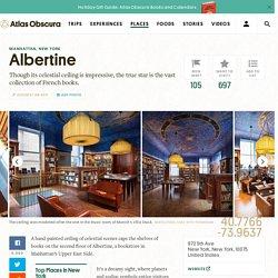 Albertine – New York, New York
