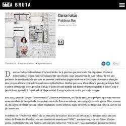 Álbum: Clarice Falcão – Problema Meu