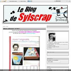 Album colimaçon : le tuto ! - Sylscrap