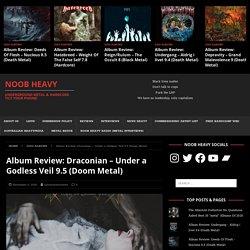 Album Review: Draconian - Under a Godless Veil 9.5 (Doom Metal)