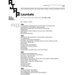 Les Albums des jeunes architectes et paysagistes