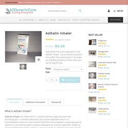 Buy Asthalin Inhaler Online