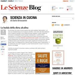 La bufala della dieta alcalina - Scienza in cucina - Blog - Le Scienze