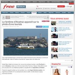 18/06/14 fantôme d'Alcatraz apparaît/ photo dee touriste