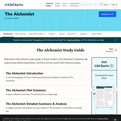 The Alchemist Study Guide