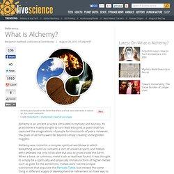 Definition of Alchemy