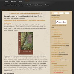 Ama Alchemy of Love Historical Spiritual Fiction