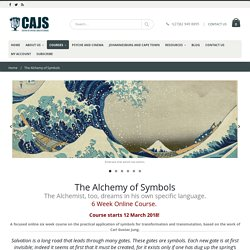 The Alchemy of Symbols - Appliedjung