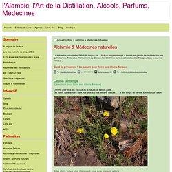 Alchimie & Médecines naturelles