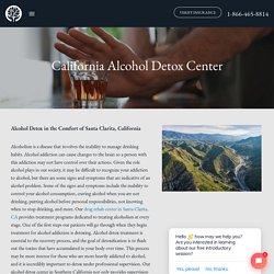 California Alcohol Detox Center