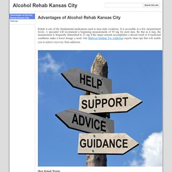 Alcohol Rehab Kansas City