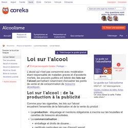 Loi sur l'alcool : réglementation - Ooreka