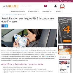 Alcool au volant et taux d'alcool - ActiROUTE