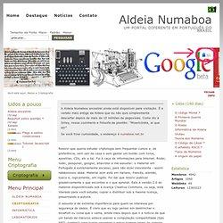 Criptografia Numaboa