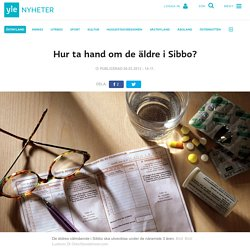 Hur ta hand om de äldre i Sibbo?