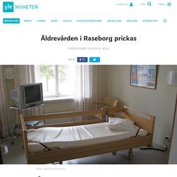 Äldrevården i Raseborg prickas