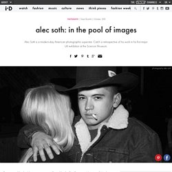 alec soth: in the pool of images