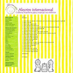 Alecrim Brasil - músicas natalinas