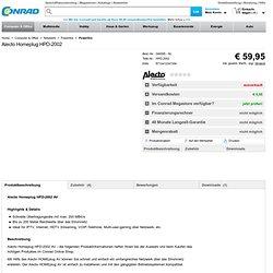 Alecto Homeplug HPD-2002 im Conrad Online Shop