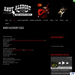 Andy Aledort Guitar World Magazine Senior Editor