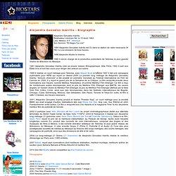 Alejandro Gonzalez Inarritu realisateur mexicain
