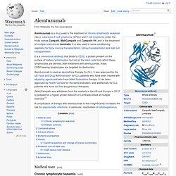 Alemtuzumab - Wiki