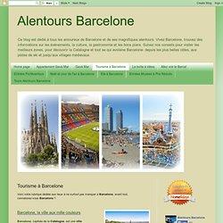 Alentours Barcelone: Tourisme à Barcelone