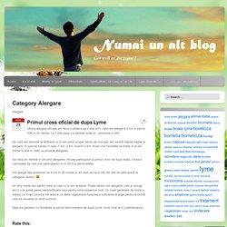Numai un alt blog