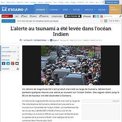 International : Alerte au tsunami après un séisme au large de l'Indonésie