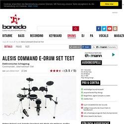 Alesis Command E-Drum Set Test