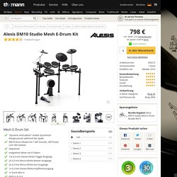 Alesis DM10 Studio Mesh E-Drum Kit