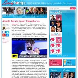 Alessia Cara's MTV MVA 2016 with Troye Sivan