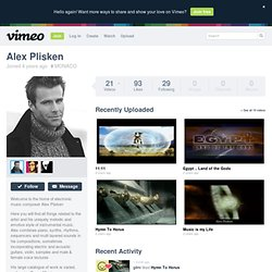 Alex Plisken on Vimeo