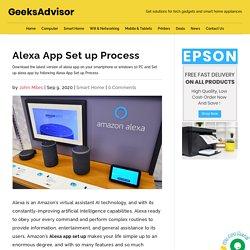 Set up an Amazon Echo Device