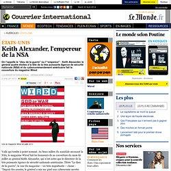 Keith Alexander, l'empereur de la NSA
