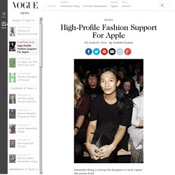 Alexander Wang Nicholas Ghesquiere Paul Smith Back Apple IP Case Samsung