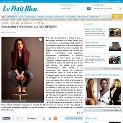 Alexandra Frégonèse: LA RECHERCHE - 25/12/2010 - LaDépêche