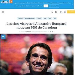Les cinq visages d'Alexandre Bompard, nouveau PDG de Carrefour - Le Parisien