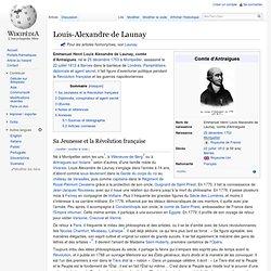 Louis-Alexandre de Launay