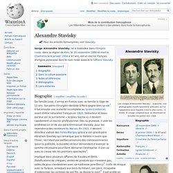 Alexandre Stavisky
