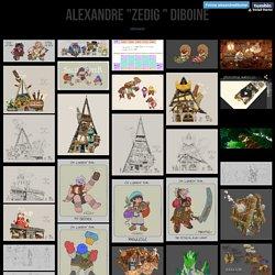 """Alexandre """"Zedig """" diboine"""