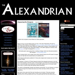 The Alexandrian » Jaquaying the Dungeon